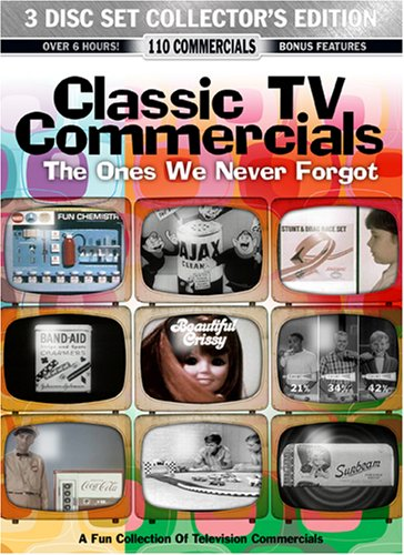 Classic TV Commercials: Ones We Never Forgot by St. Clair Entertainment