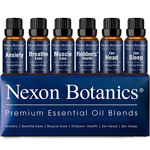 Essential Oil Blends Set Aromatherapy product image
