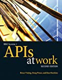 img - for IBM System i APIs at Work book / textbook / text book