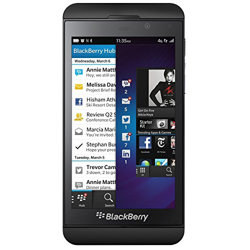 BlackBerry Z10 STL100-3 16GB Unlocked GSM 4G...