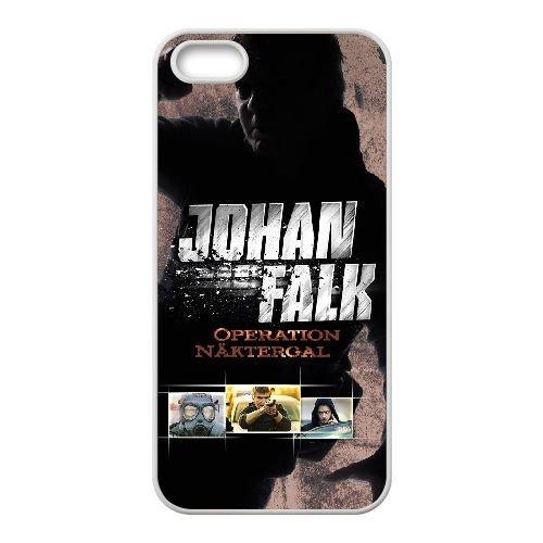 N8W68 Johan Falk Opération Nightingale Haute Résolution Affiche D8U4EZ coque iPhone 4 4s cellulaire cas de téléphone de couverture coque FW2JUU7QS blancs