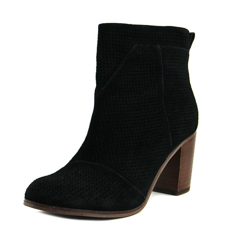 TOMS Women's Lunata Black Boot 6.5 Women US