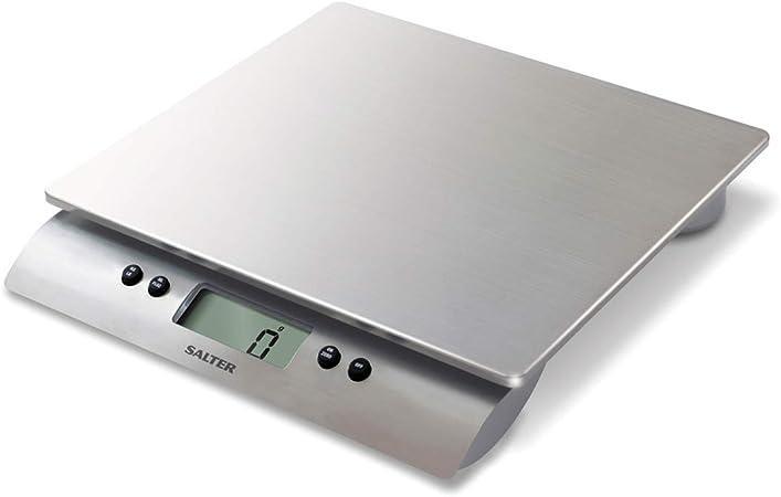 Salter 3013 Sssvdr Balance De Cuisine Electronique En Inox