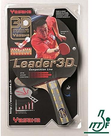 Yasaka líder 3d completo bate