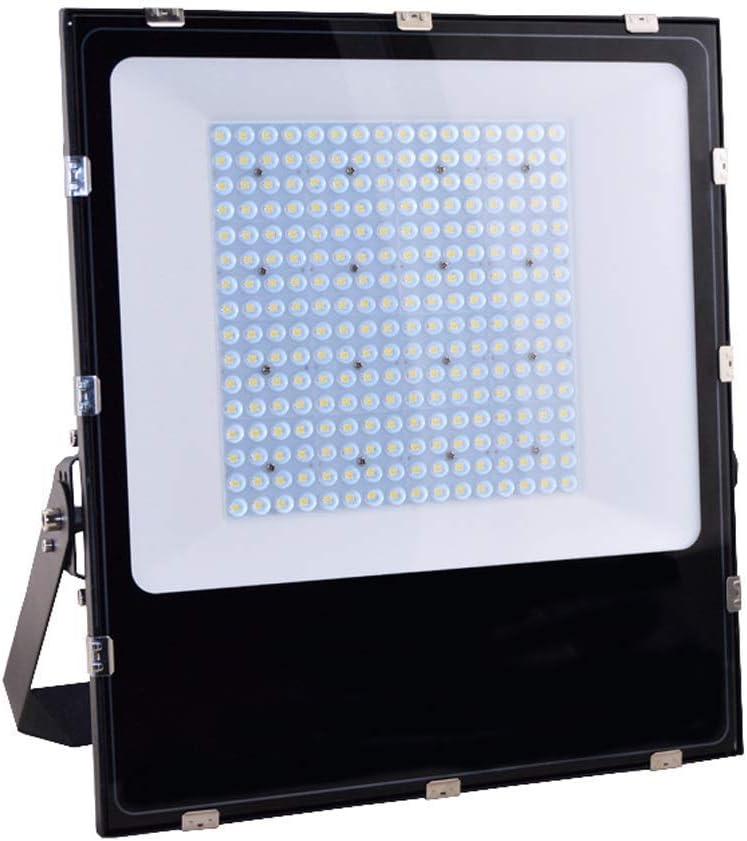 LY88セキュリティライトLEDフラッドライト、工場中庭ワークショップ照明、20000LM用200W屋外防水IP66フラッドライト