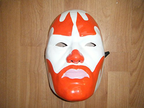 WWE Red - Insane Clown Posse - Hard Thermo Plastic- Universal Mask- by WWE