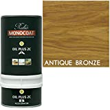 Rubio Monocoat Wood Stain Oil Plus 2C Antique Bronze 1.3 Liter