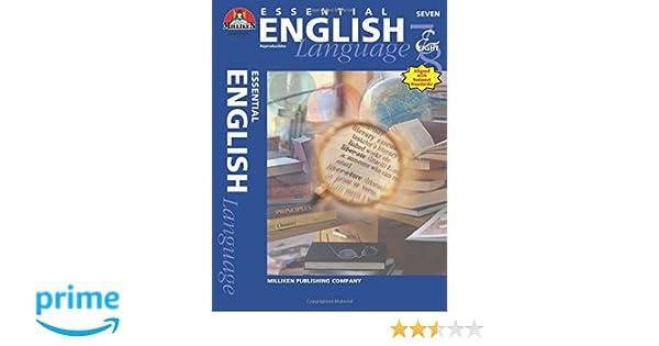 Essential English - Grades 7-8: Linda Newman: 9780787703837 ...