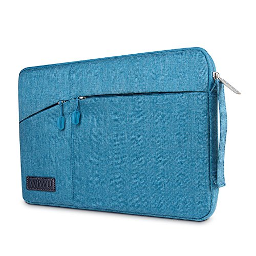 Case 6 pouch Notebook 11 Water Tablet For Air pro Bag 6 Case Protective Cover Briefcase Macbook Laptop Blue Computer Sleeve Carrying Resistant ultrabook 15 Bslvwg Inch ApvwqpoE