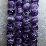 8mm Gem Semi Precious Gemstones Natural Stone Round