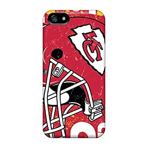 Snap-on Case Designed For Iphone 5/5s- Kansas City Chiefs