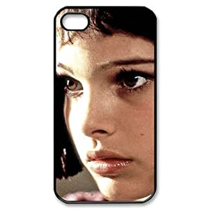 FLYBAI The Professional Natalie Portman L¨¦on Phone Case For Iphone 4/4s [Pattern-1]