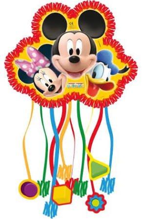 COOLMP - Juego de 12 - Pinata Mickey Mouse - Talla única ...