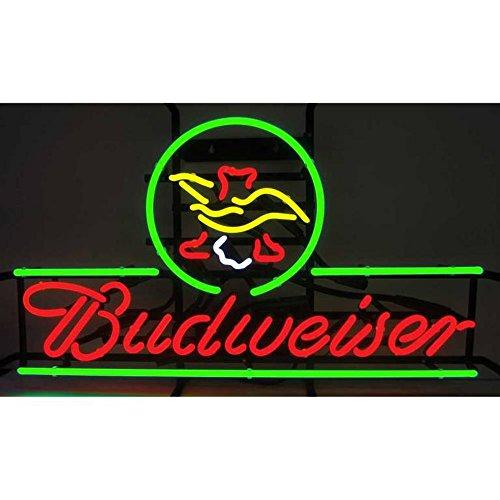 Neonetics Indoor Decoratives Budweiser American Eagle Neon Sign