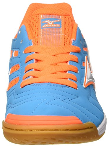 Safety de Sala Multicolore in 01 Orangeclownfish Mizuno Chaussures Classic Football EU 47 Atomicblue Homme Turquoise Yellow 0cIdqda
