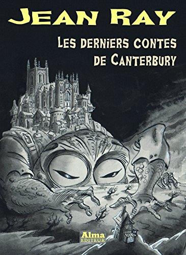 Les derniers contes de Canterbury (Jean Ray) (French Edition)