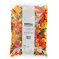 Haribo  Gold-Bears Gummi Candy, 5-Pound Bag