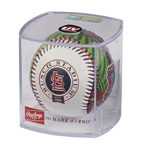 - MLB St. Louis Cardinals 05860007111MLB Stadium Baseball (All Team Options), Red, One Size