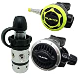 Palantic Diving Dive AS101 Din Adjustable Regulator and Octopus Combo