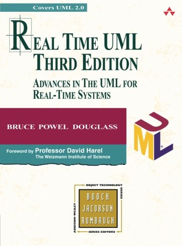 Real Time UML: Advances in the UML for Real-Time Systems (3rd Edition) by Addison-Wesley Professional