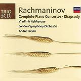 Rachmaninov: Complete Piano Concertos; Rhapsody