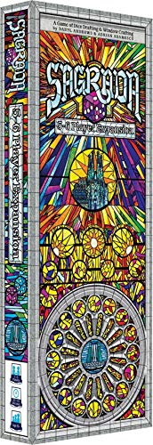 Sagrada 5&6 Player Expansion -