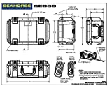 Seahorse Protective Equipment Cases SE830 Carry On