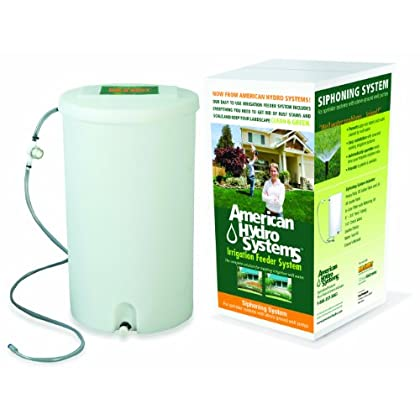 Image of Automatic Irrigation Equipment American Hydro Systems 2650 30-Gallon GreenFeeder Siphoning Feeder System for Irrigation Systems