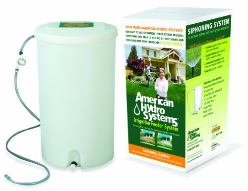 (American Hydro Systems 2650 30-Gallon GreenFeeder Siphoning Feeder System for Irrigation Systems)