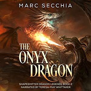 The Onyx Dragon Audiobook