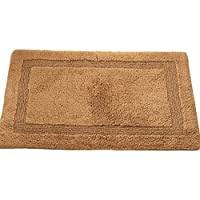Humasol Cotton Chenille Carpet Floor Mat Area Rug for Bathroom Entryway Indoor Living Room