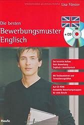 Die besten Bewerbungsmuster Englisch, m. CD-ROM