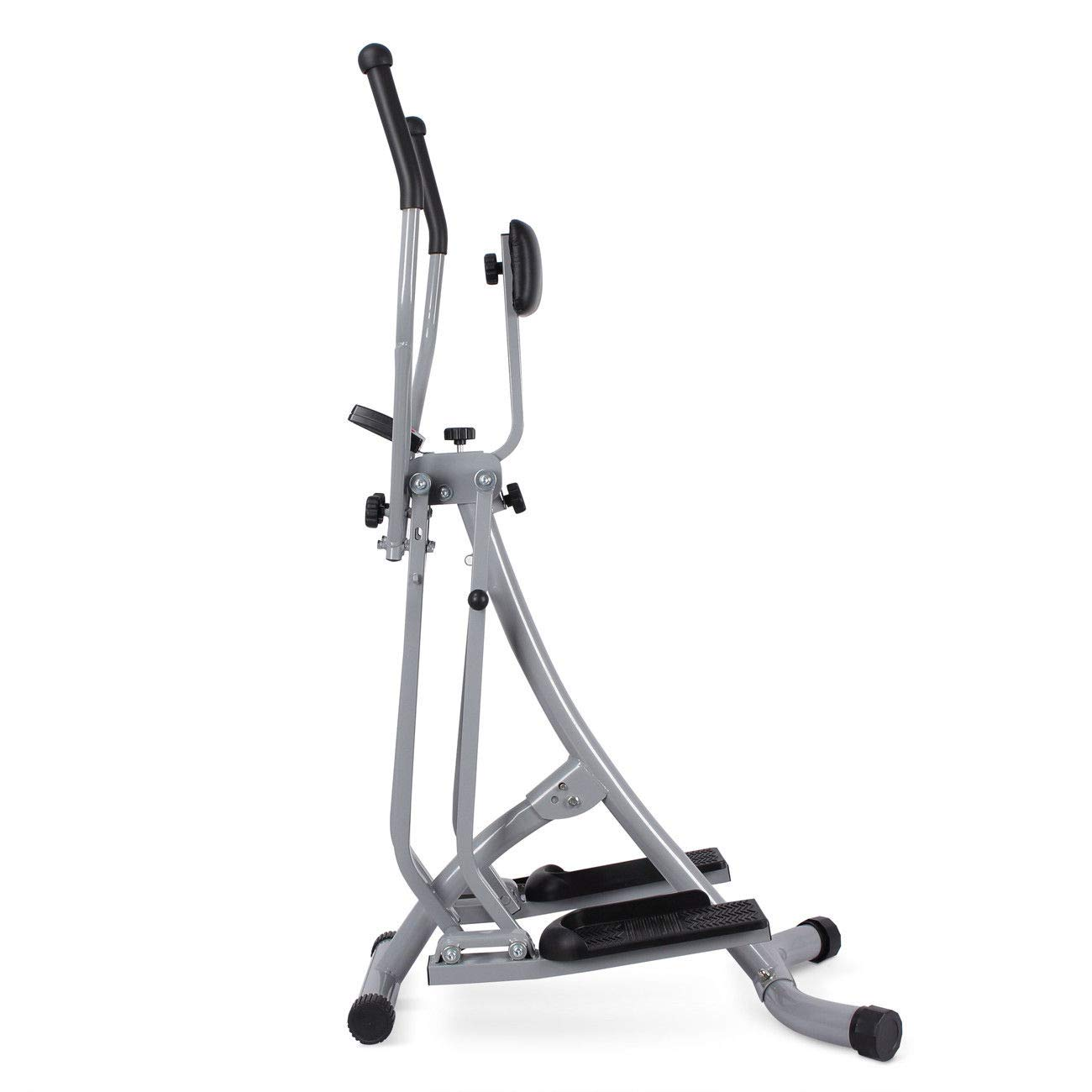 goodyusstore 180 Free-Motions Heavy Duty Low Impact Foldaway Air Walker Exercise Home Equipment with LCD Monitor by goodyusstore (Image #2)
