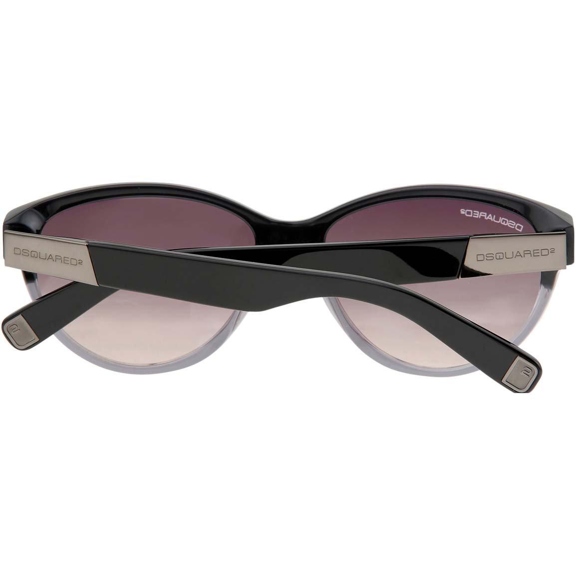 Amazon.com: Dsquared2 Gafas de sol Para Mujer dq0147 – 05B ...