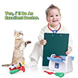 Zooawa Doctor Kits Pretend Play, Doctor and Nurse