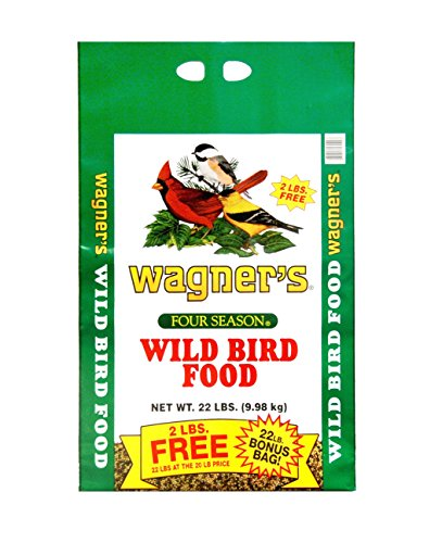 51uunv8B8EL - Wagner's 13009 Four Season Wild Bird Food, 22-Pound Bag