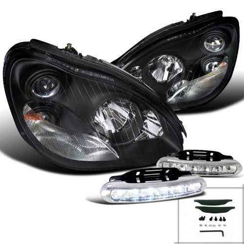 W220 Led Fog Lights in US - 4