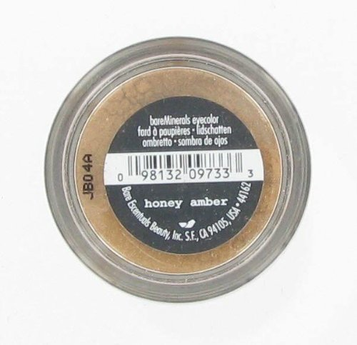 Escentuals Bare Honey - Bare Escentuals Honey Amber Eye Color Bare Minerals Eye Shadow BareMinerals EyeColor NEW SEALED