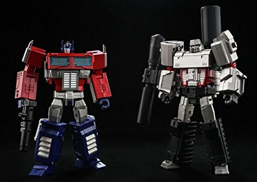 Transformers Generation Toy GT-05 Leaders Set Optimus Prime & Megatron