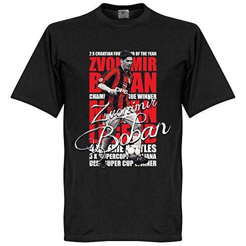 Zvonimir Boban Legend T-Shirt - schwarz