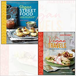 Jackie kearney 2 books collection set my vegan travels vegan jackie kearney 2 books collection set my vegan travels vegan street food comfort food inspired by adventure foodie travels from india to indonesia forumfinder Image collections