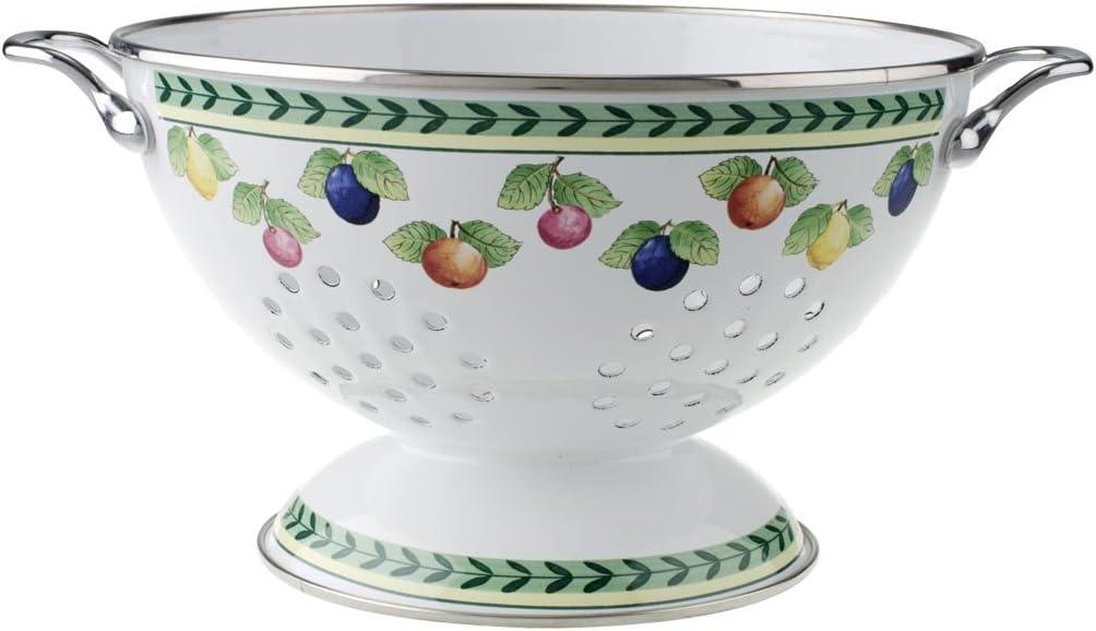 Multicolore Villeroy /& Boch French Garden Kitchen Colapasta Acciaio Inossidabile 28.5x22.5x14 cm