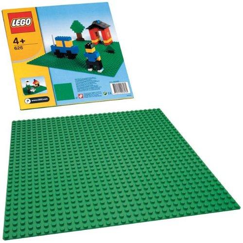 LEGO Creator 626: placa base verde grande