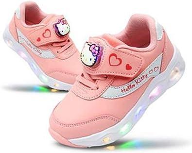 Joah Store Girl's Hello Kitty LED Light