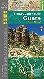SIERRA Y CANONES DE GUARA 1/40.000