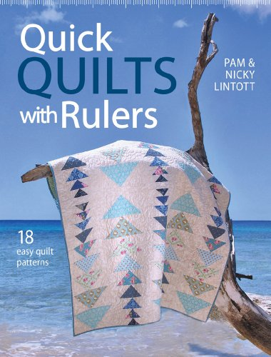 Quick Quilts Rulers paterns quilting ebook product image