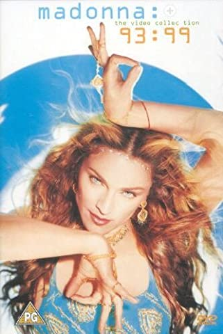 Madonna - Video Collection 1993-99 - 93 Tune
