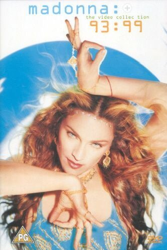 Madonna - Video Collection 1993-99 Rob Contemporary Collection