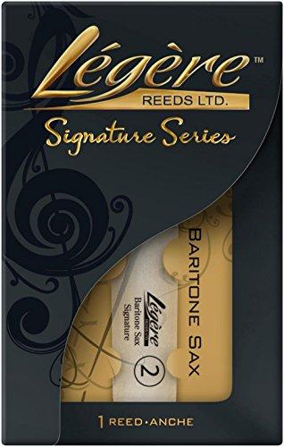 Legere BSG200 Signature Series Eb Baritone Saxophone No. 2 Reed
