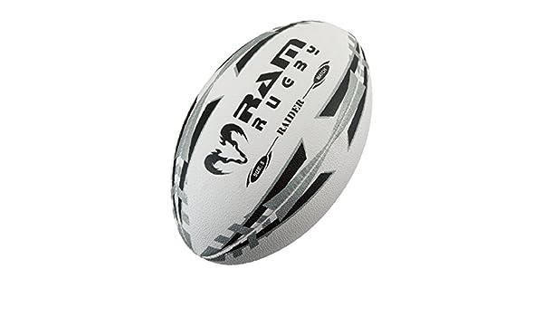 Ram Raider de balón de Rugby: Amazon.es: Deportes y aire libre